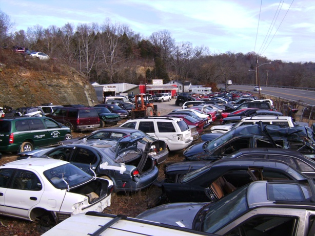 Ace Auto Salvage >> About Us